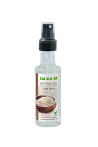 EMIKO® Ur-Meersalz - SOLE SPRAY -, 100 ml Glasflasche